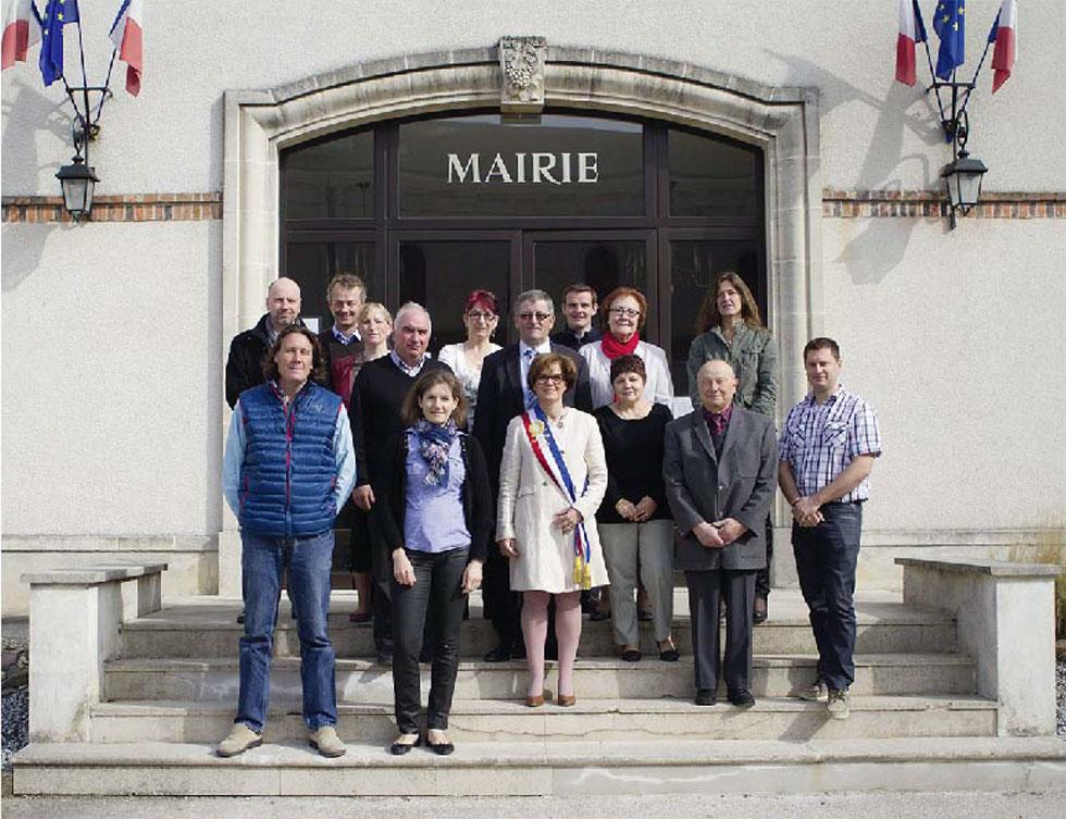 Conseil municipal de Bouzy