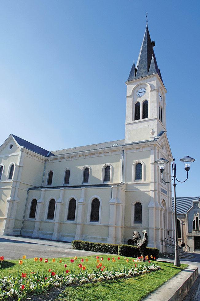église saint Basle de Bouzy